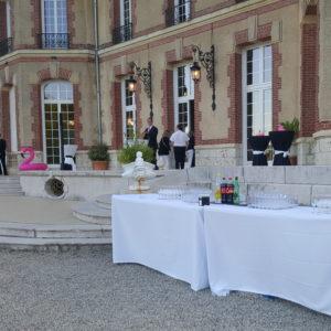mariage au château des Boulard