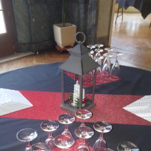 présentation de table
