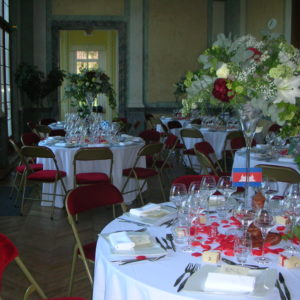 mariage château des Boulard