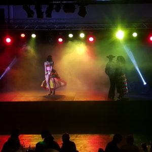 spectacle à lespace Grégoire