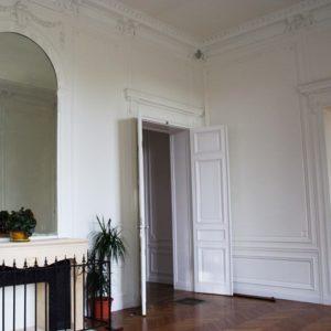 Pièces du château des boulard