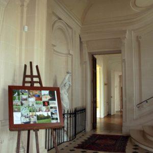 couloir du château des boulard